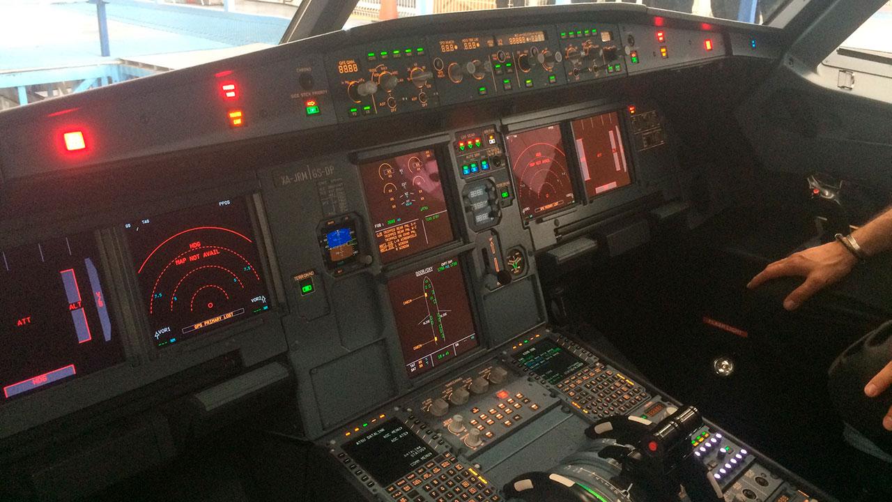 Interjet presenta un avión respetuoso con el medio ambiente