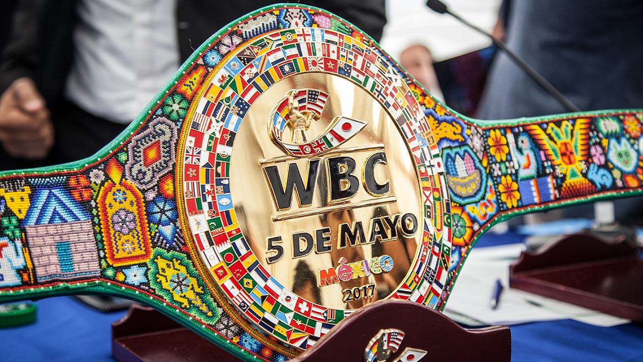 Así es el cinturón huichol que pelearán 'El Canelo' y Julio César Chávez Jr.