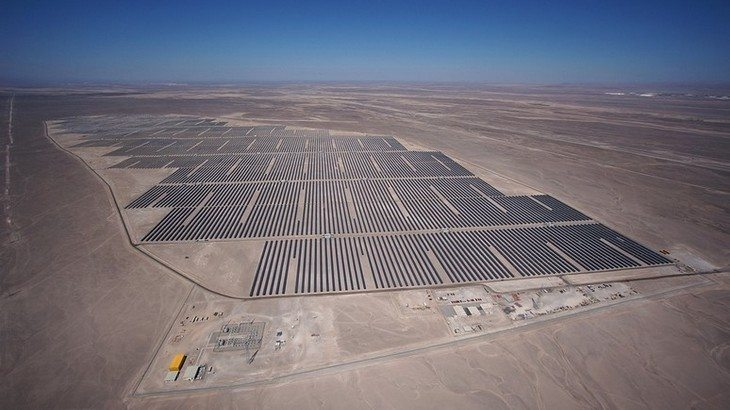 Enel construye planta solar en Guanajuato