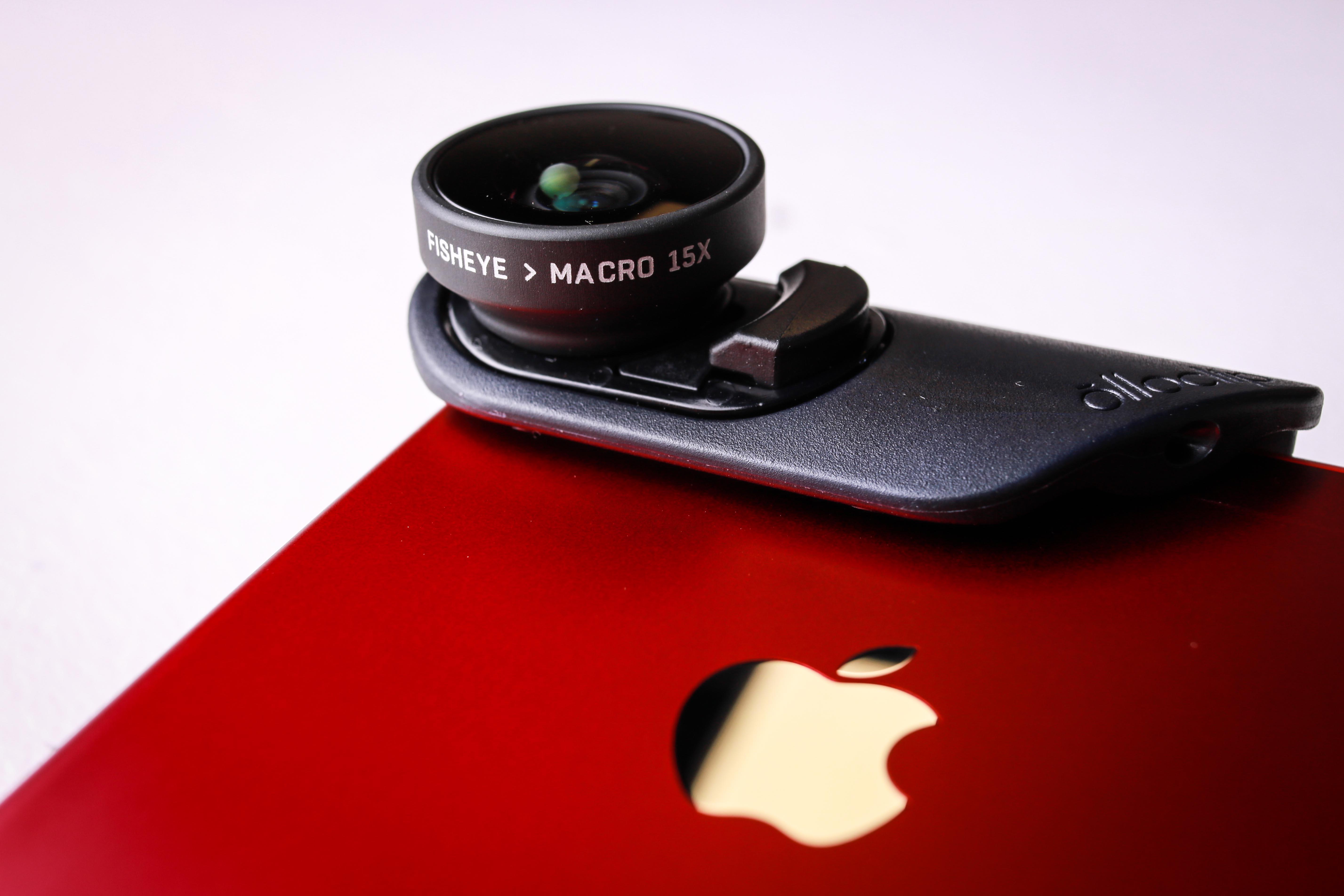 Este lente lleva la cámara de tu iPhone 7 al siguiente nivel