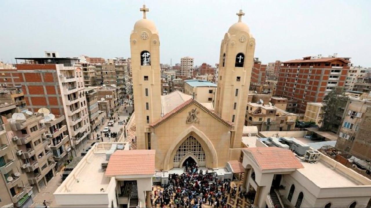 Egipto, en estado de emergencia tras ataques a iglesias