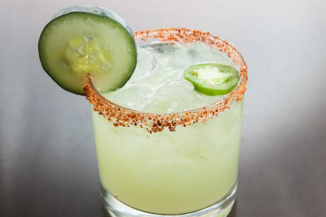 Resultado de imagen para Margarita de pepino y limón