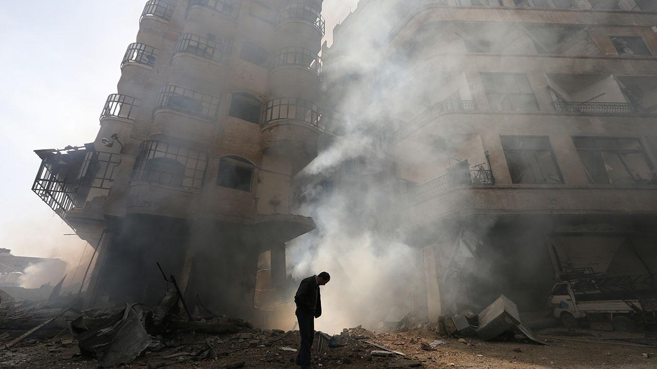 WikiLeaks revela información sobre ataque químico en Siria