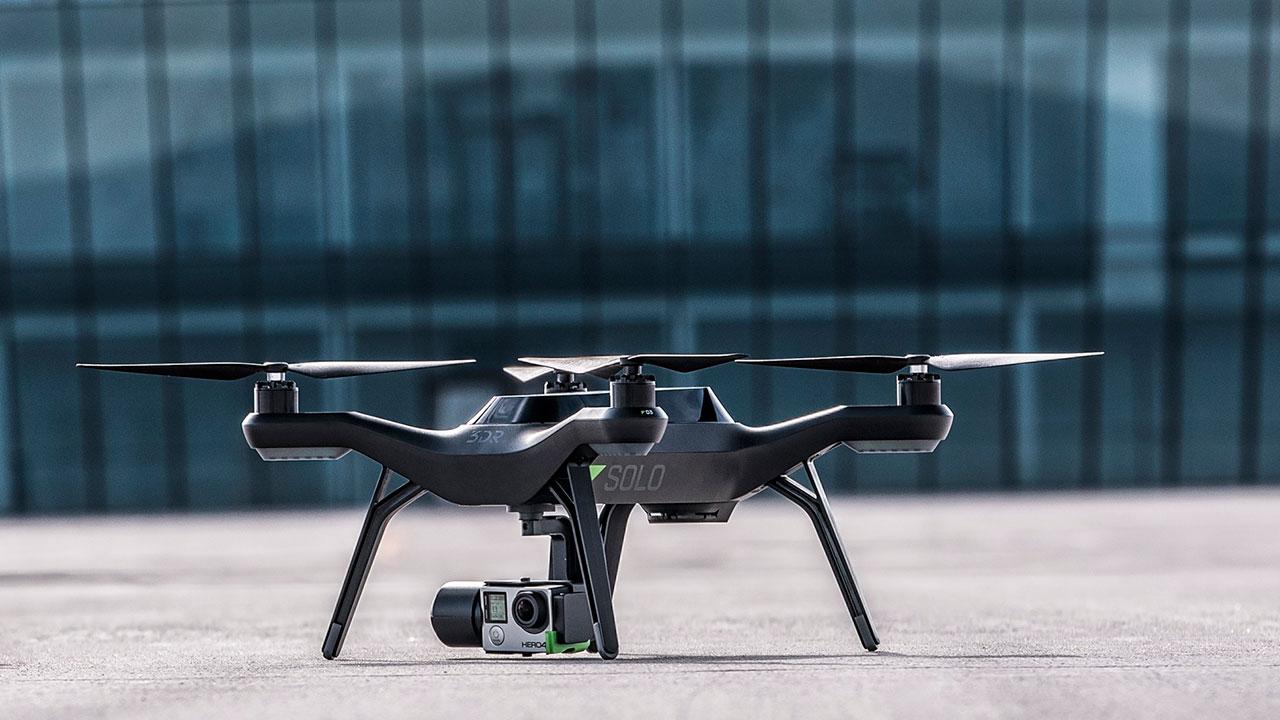 Así murió 3D Robotics: el fabricante de drones estelar de EU