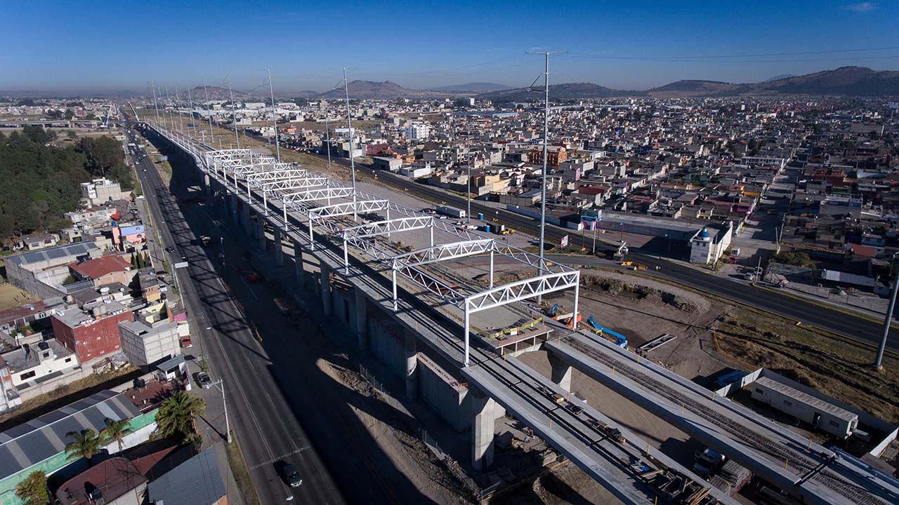 Tren México-Toluca iniciará pruebas en septiembre: SCT