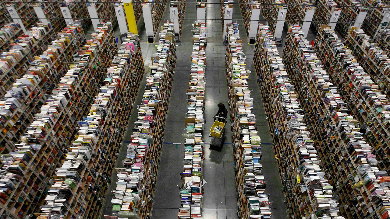 Amazon, ¿el gigante indestructible? (I)