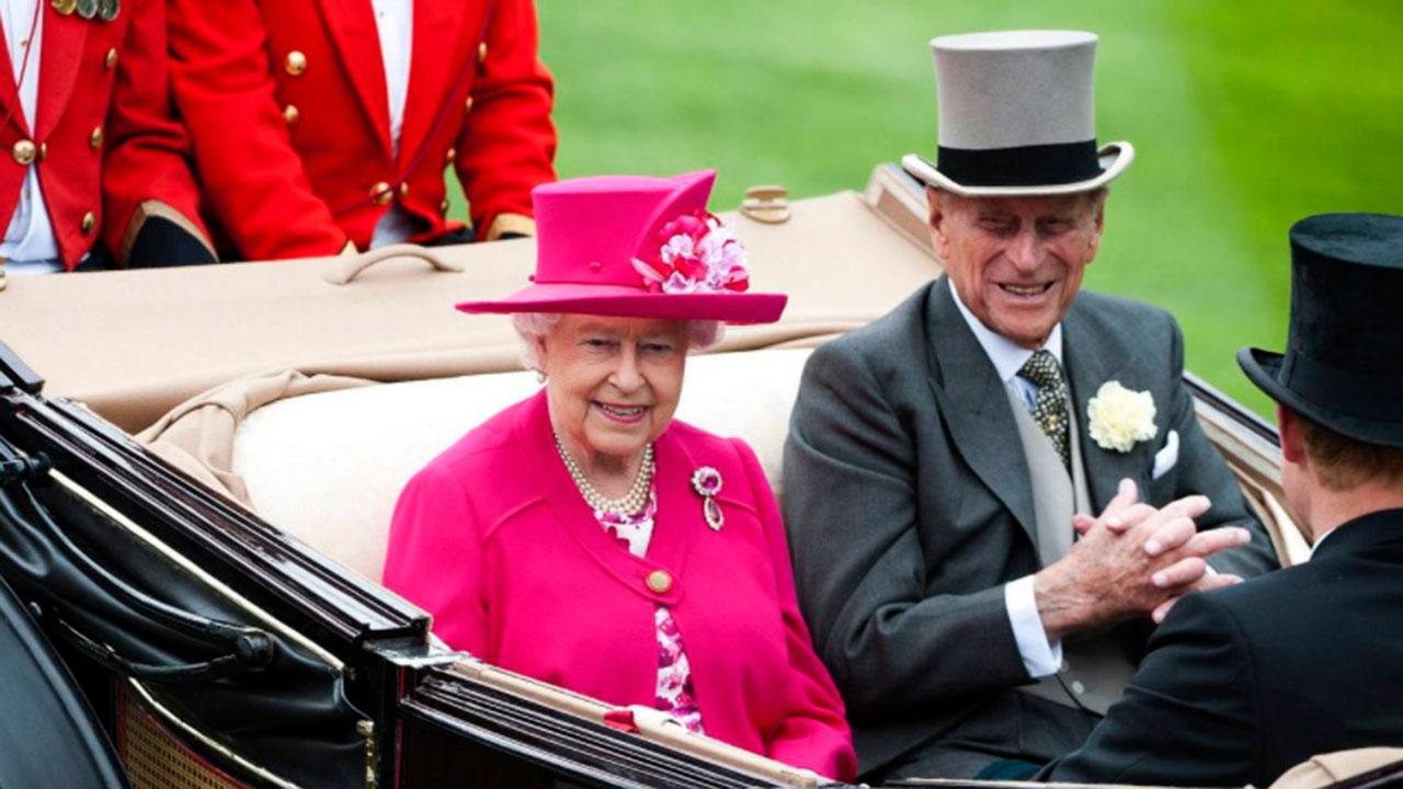 Príncipe Felipe de Inglaterra dejará los compromisos públicos