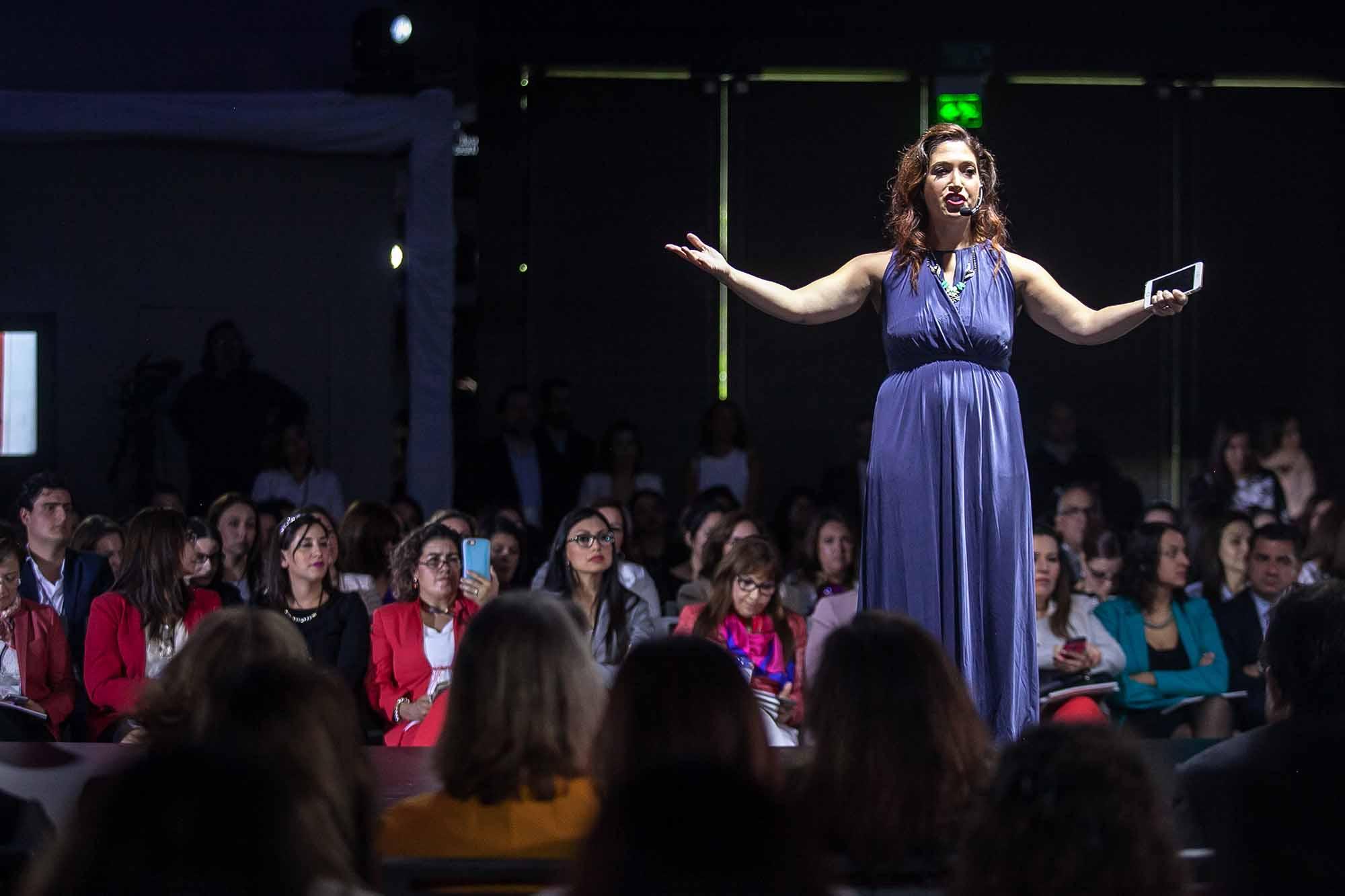 Randi Zuckerberg. Rumbo al Foro Forbes de Mujeres Poderosas 2017
