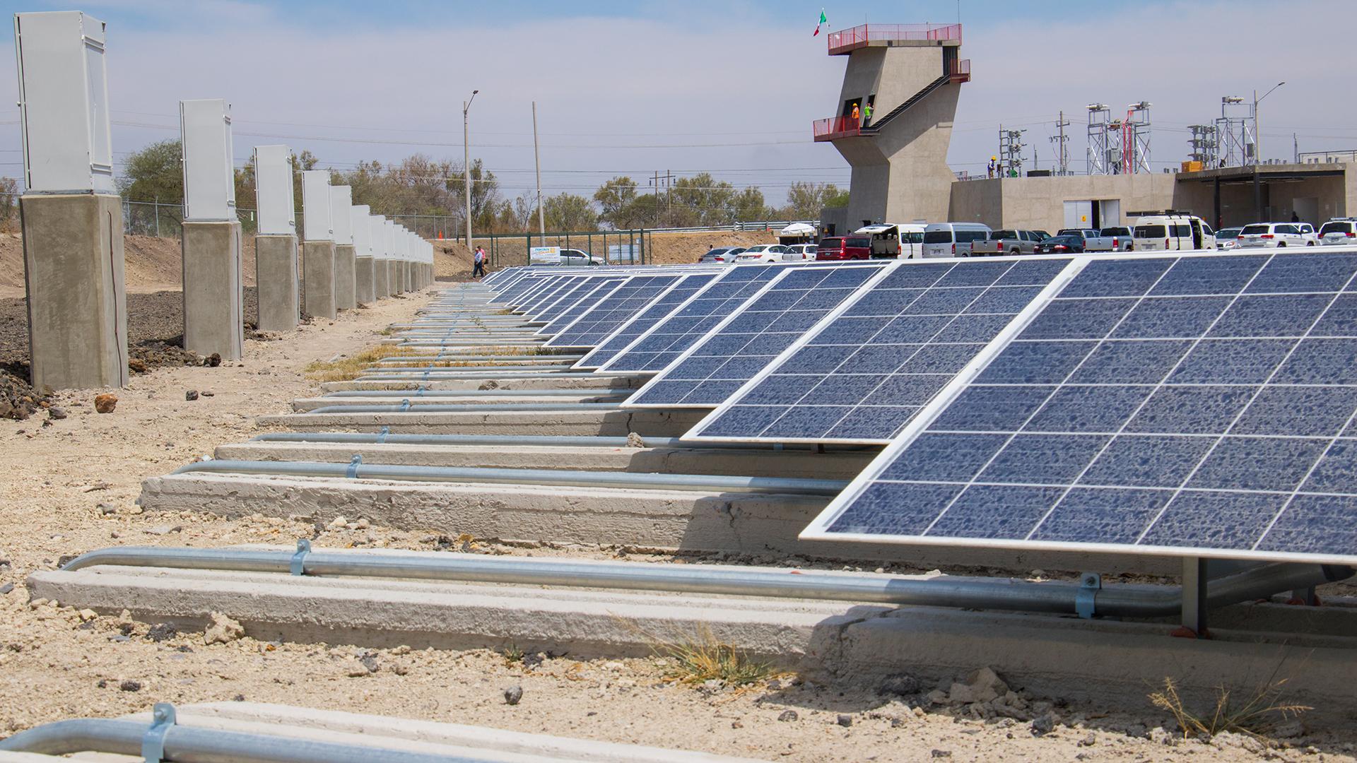 Inmenso, el potencial de México en energía solar