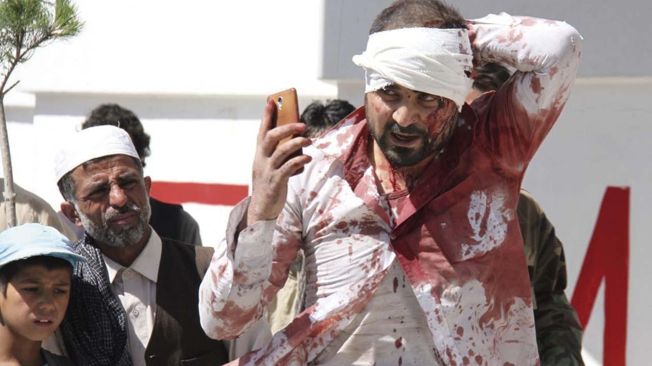 Ataque con camión bomba en Kabul deja al menos 80 muertos
