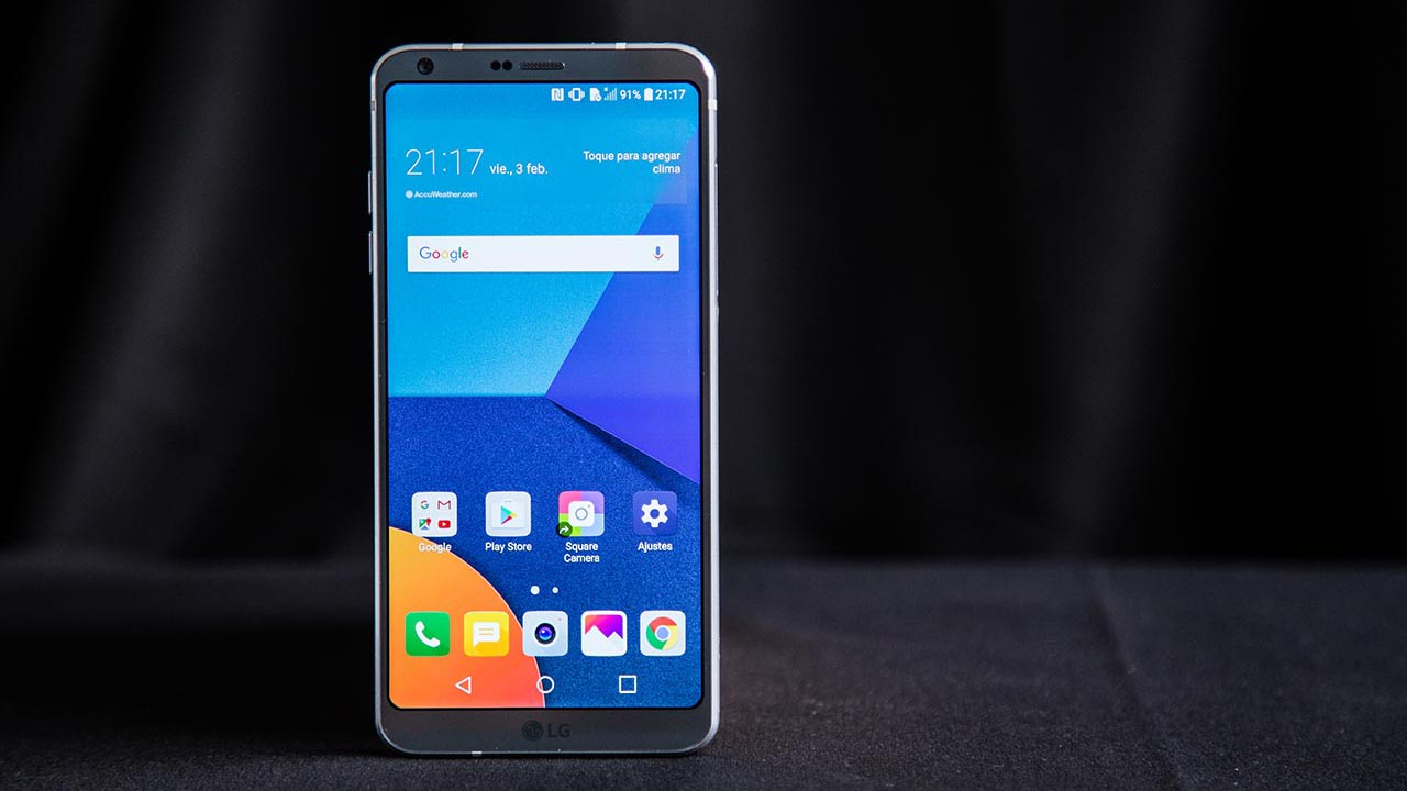 Review: G6 de LG, la simpleza es el nuevo plus