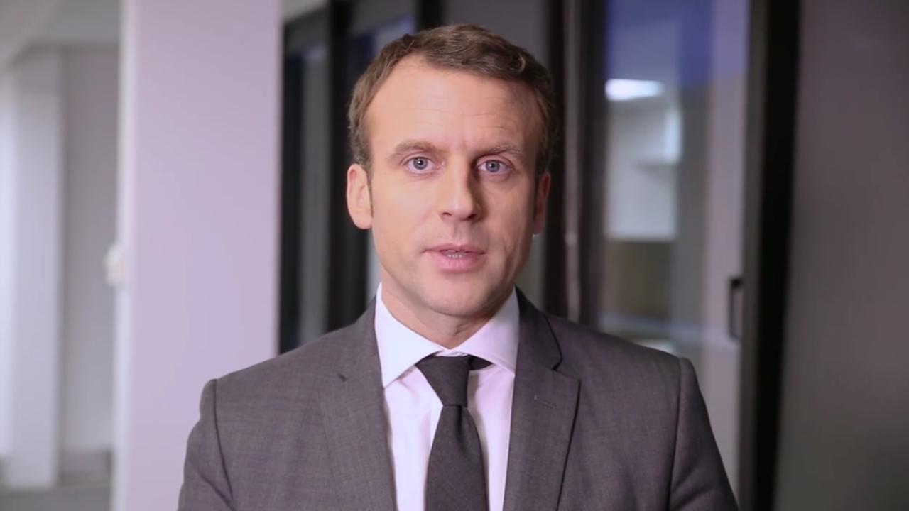 Unión Europea no debe mediar crisis en Cataluña: Macron