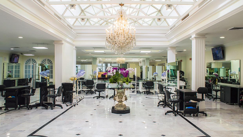 Para este 10 de mayo los mejores salones de belleza de la for Spa y salon de belleza