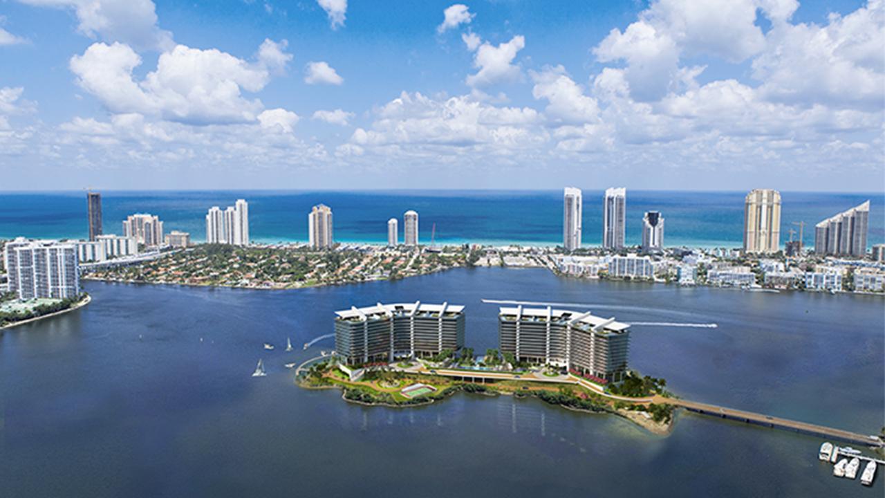 Vivir en la última isla virgen de Miami ya es posible