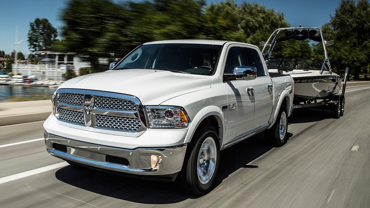 Fiat Chrysler llama a revisión 1.25 millones de camionetas Ram