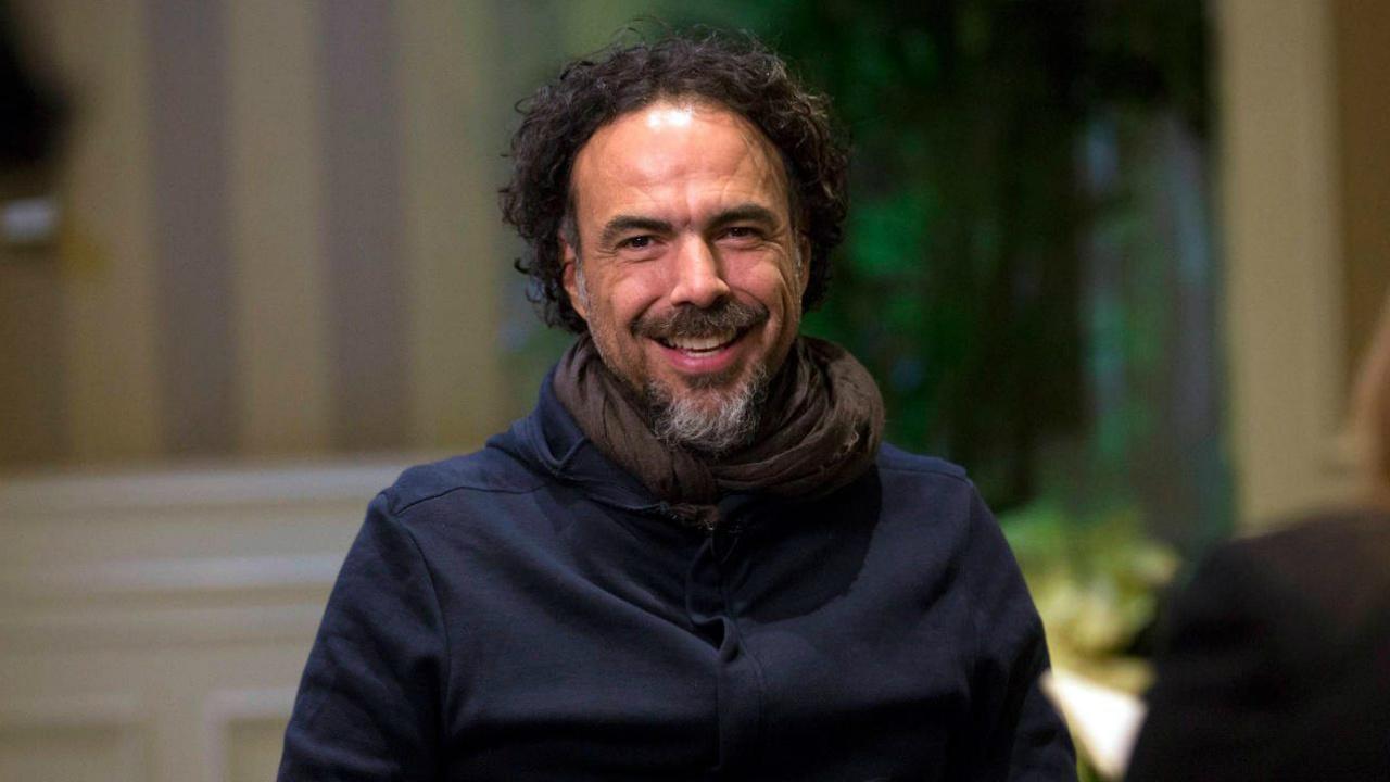 González Iñárritu 'defiende' la experiencia de ver películas en el cine
