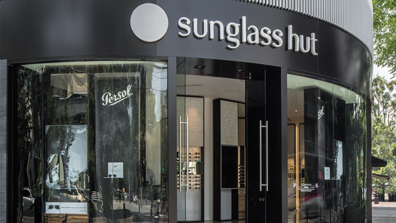 Sunglass Hut llega a Masaryk con más de mil modelos de lentes