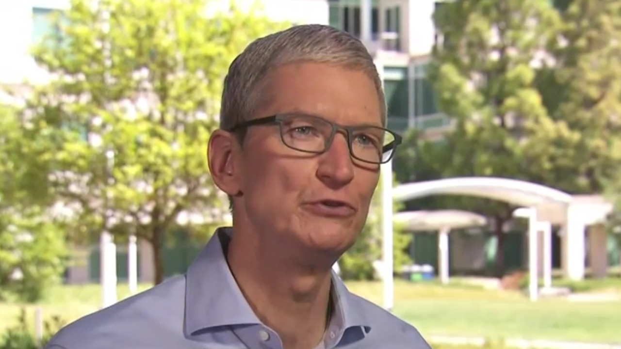 Apple-Tim Cook