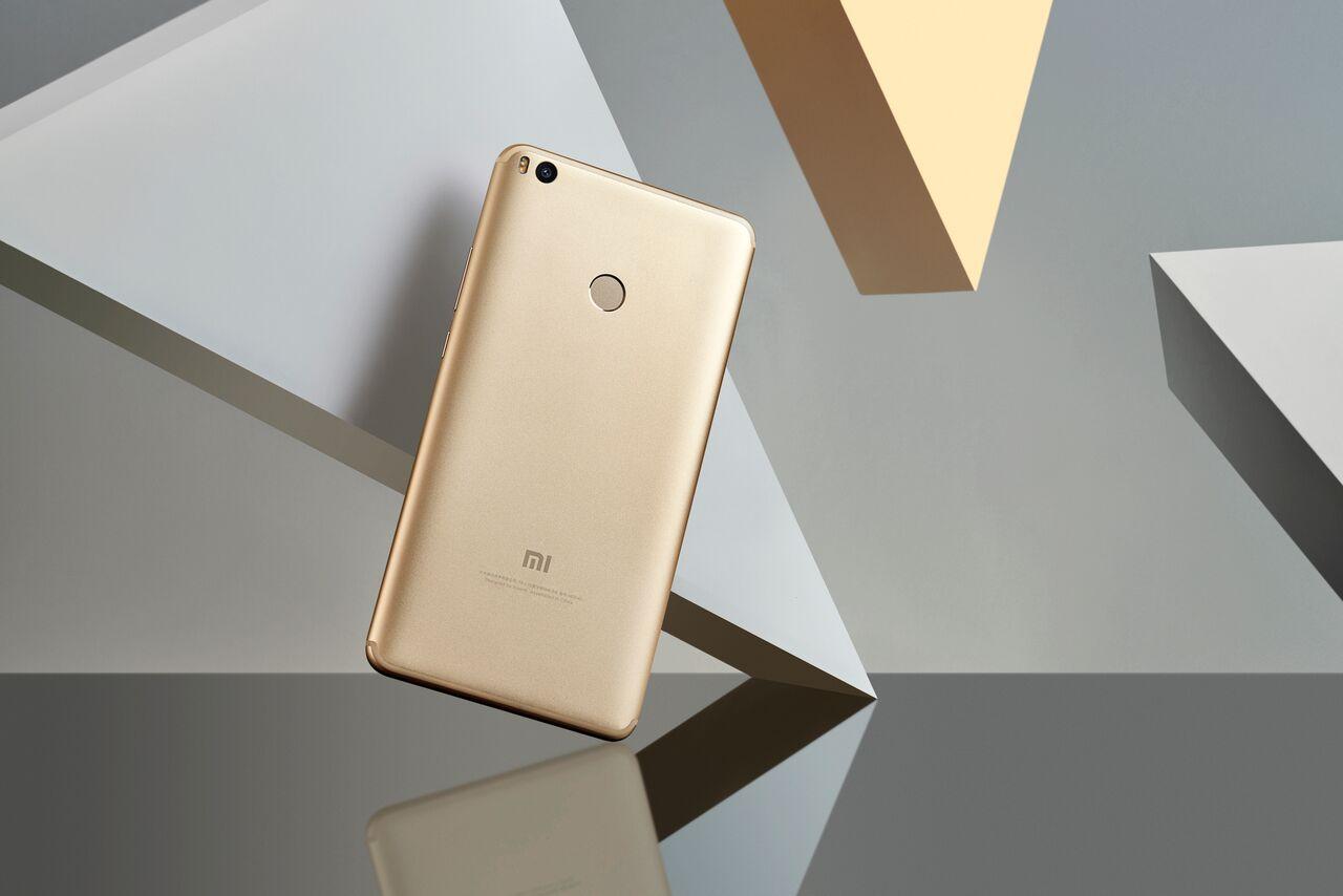Xiaomi lanza Mi Max 2, un teléfono ideal para ver películas