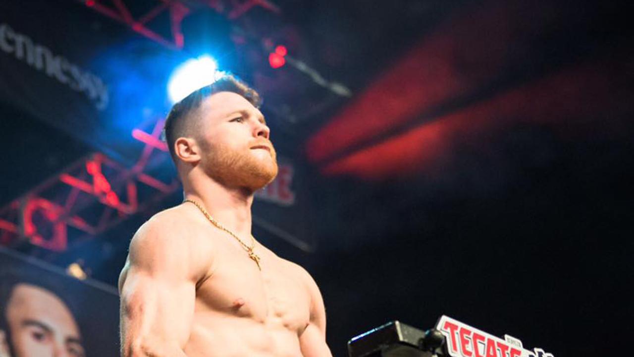 Despojan al 'Canelo' de título de la FIB; 'es un insulto para el boxeo', dice apoderado