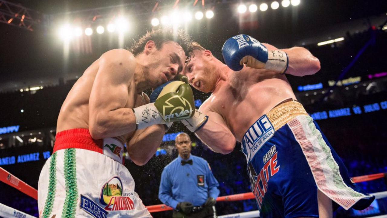 32 millones de mexicanos vieron la pelea entre el 'Canelo' y Chávez Jr.