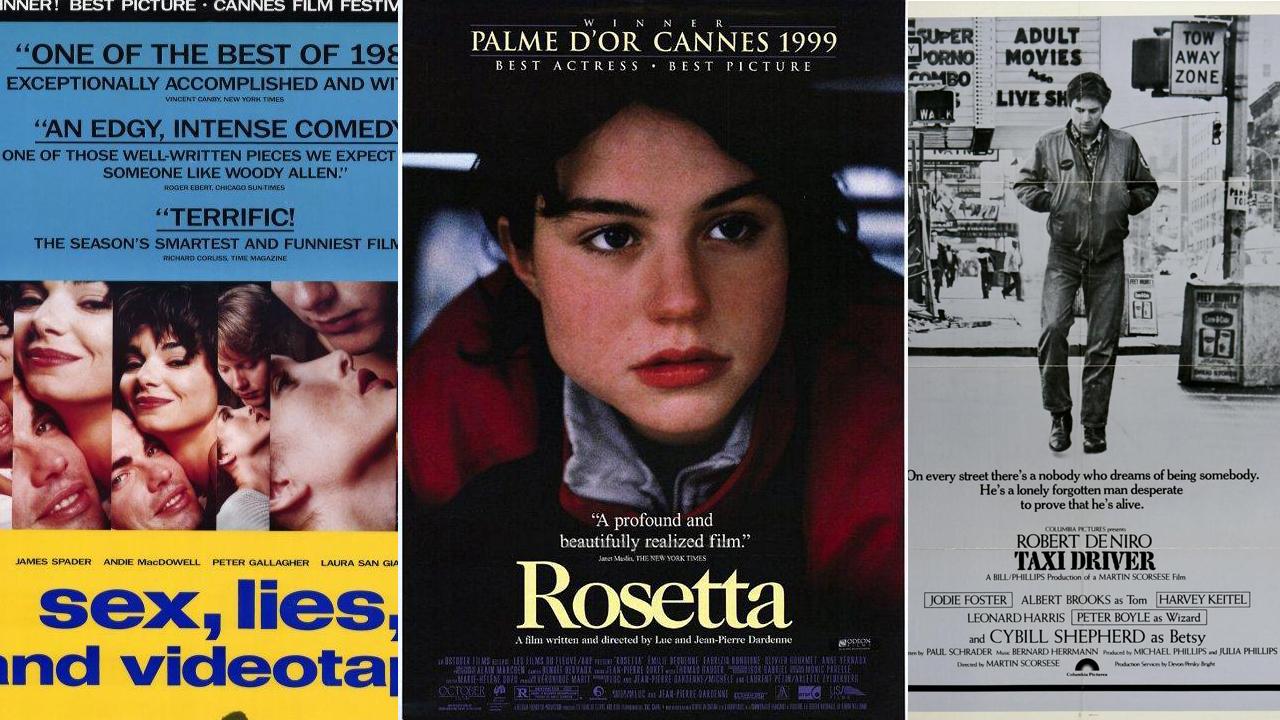 Las películas de final del siglo XX que sorprendieron a Cannes