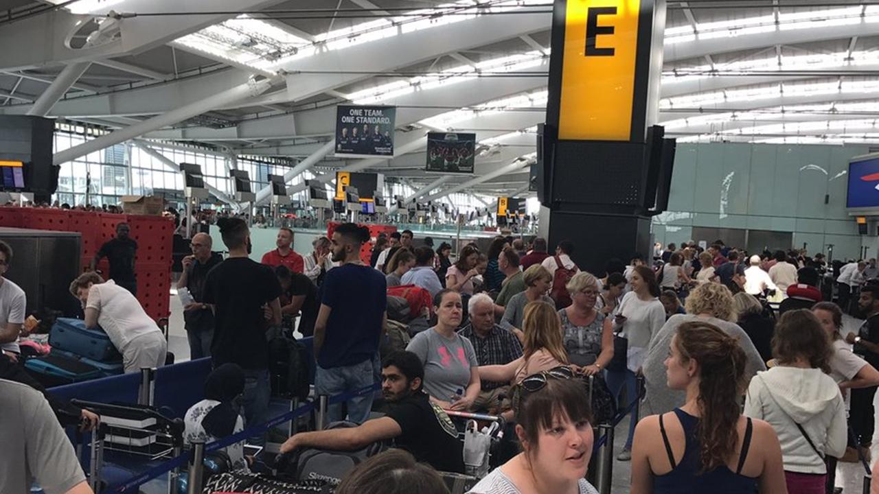 British Airways suma 3 días de problemas por falla informática