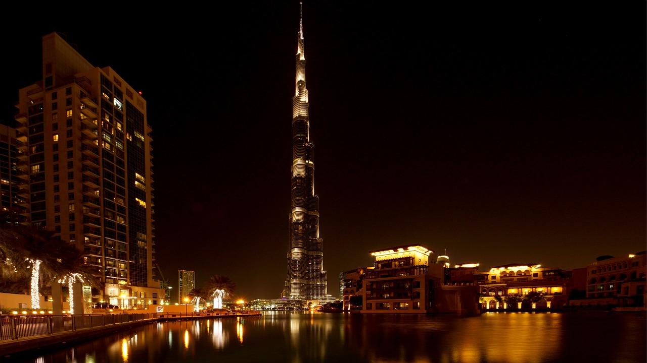 Lujo es: vivir en los edificios más altos del mundo