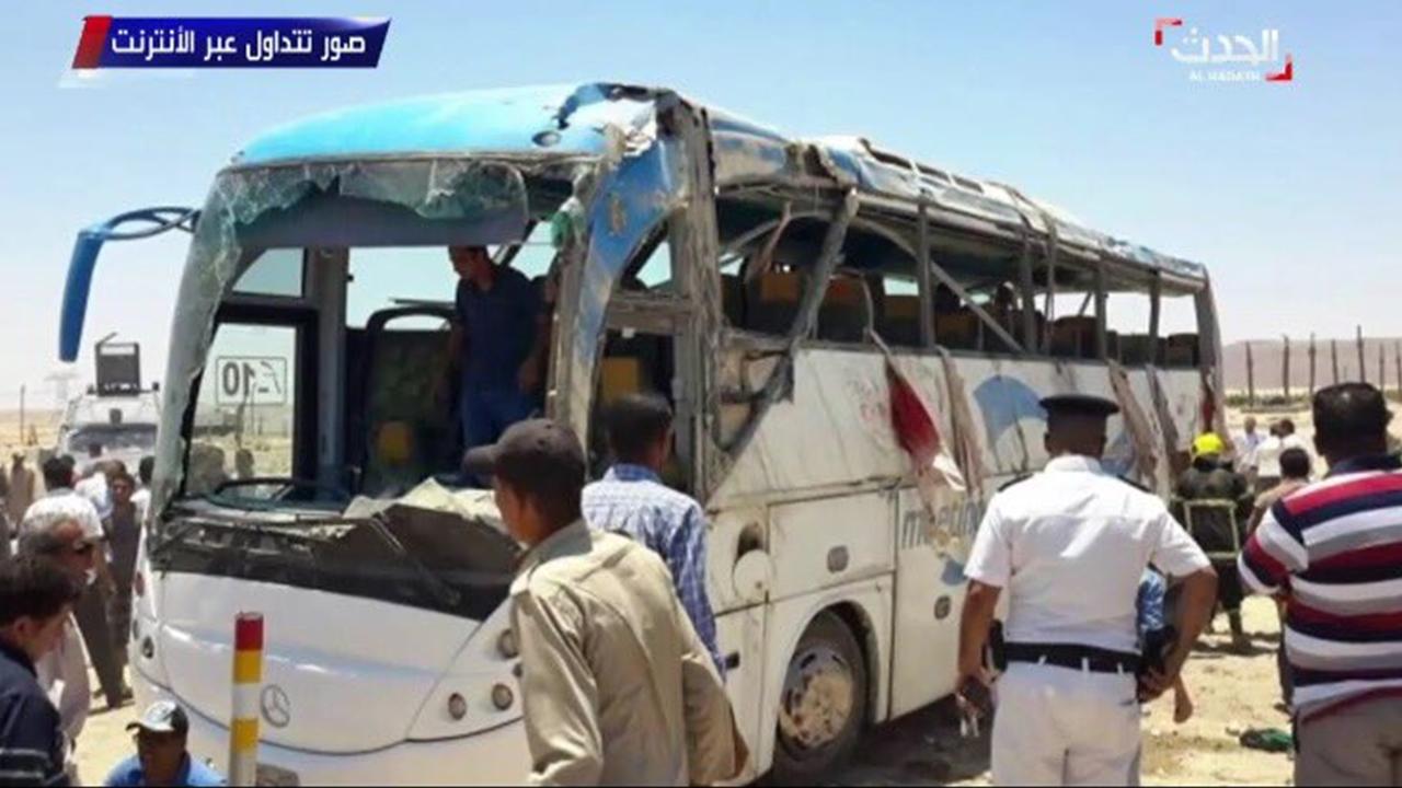 Atentado en Egipto deja una veintena de muertos