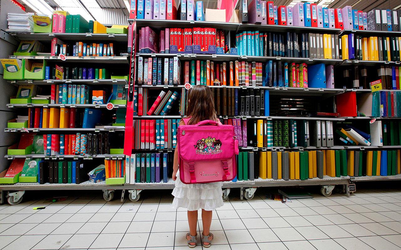 Papás gastarán más de 2,000 pesos por niño este regreso a clases