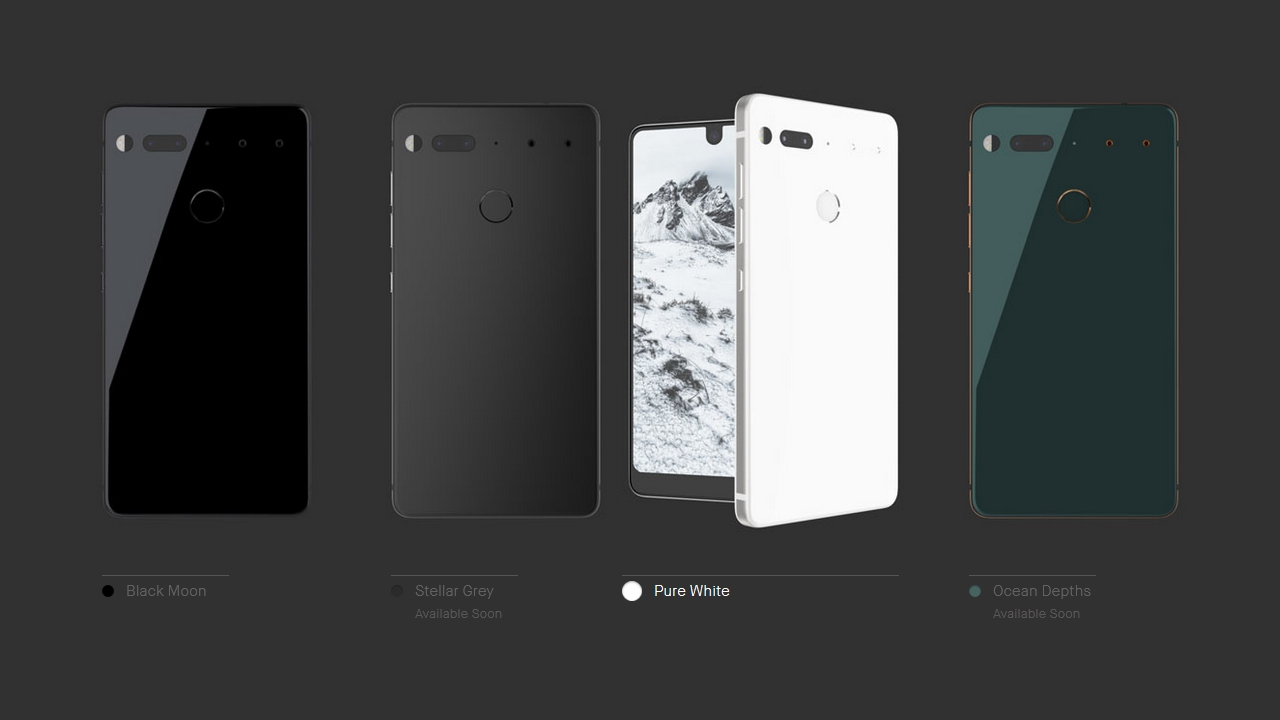 Creador de Android prepara el Essential Phone, un 'iPhone killer'