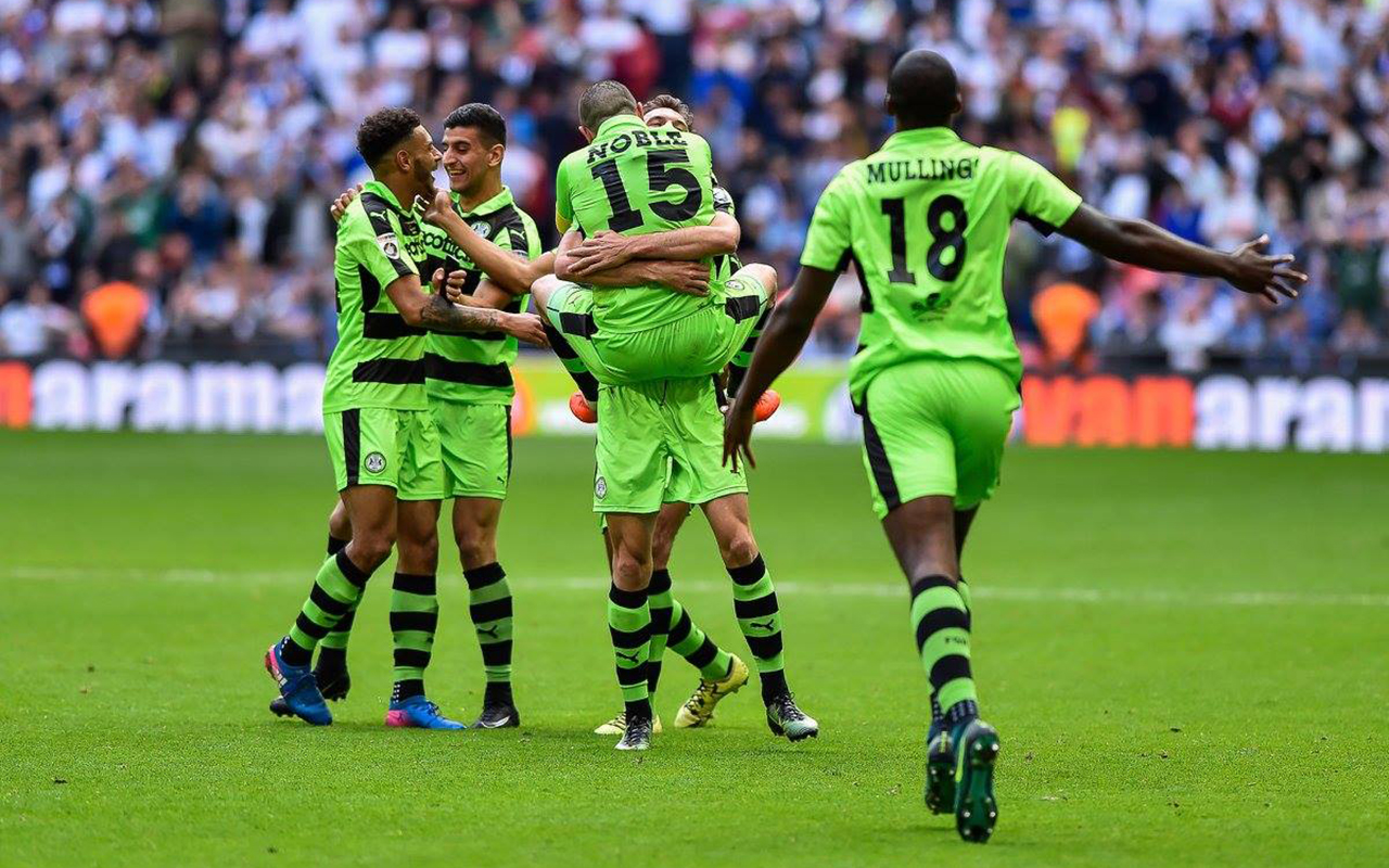 Forest Green Rovers: el primer equipo de futbol vegano del mundo