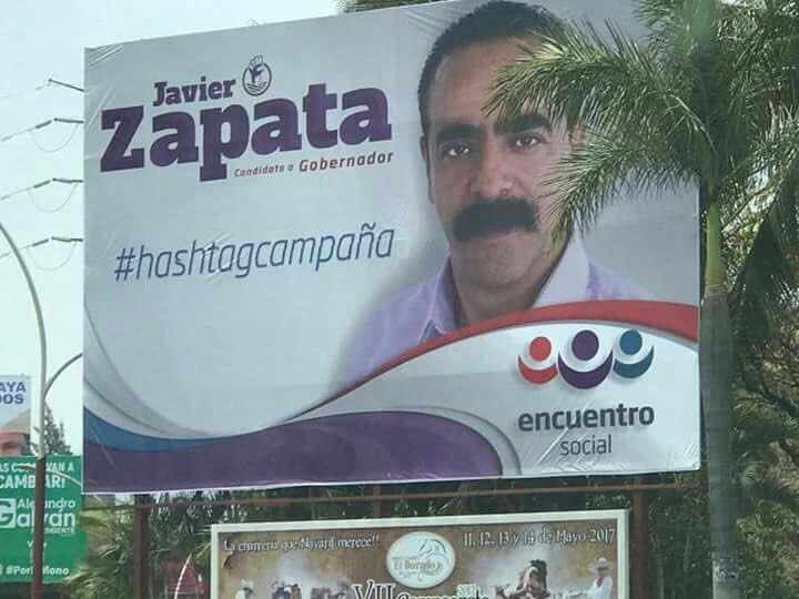 hashtag campaña