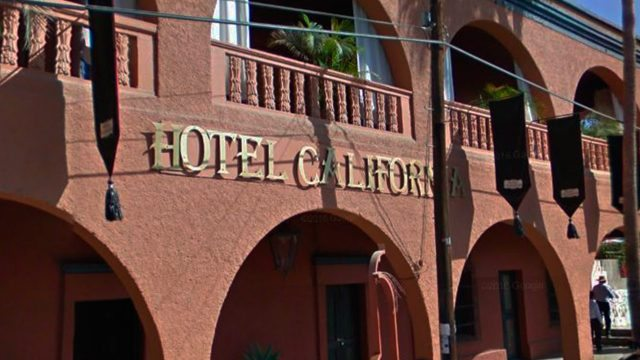 Falso Hotel California no podrá lucrar con canción de Eagles