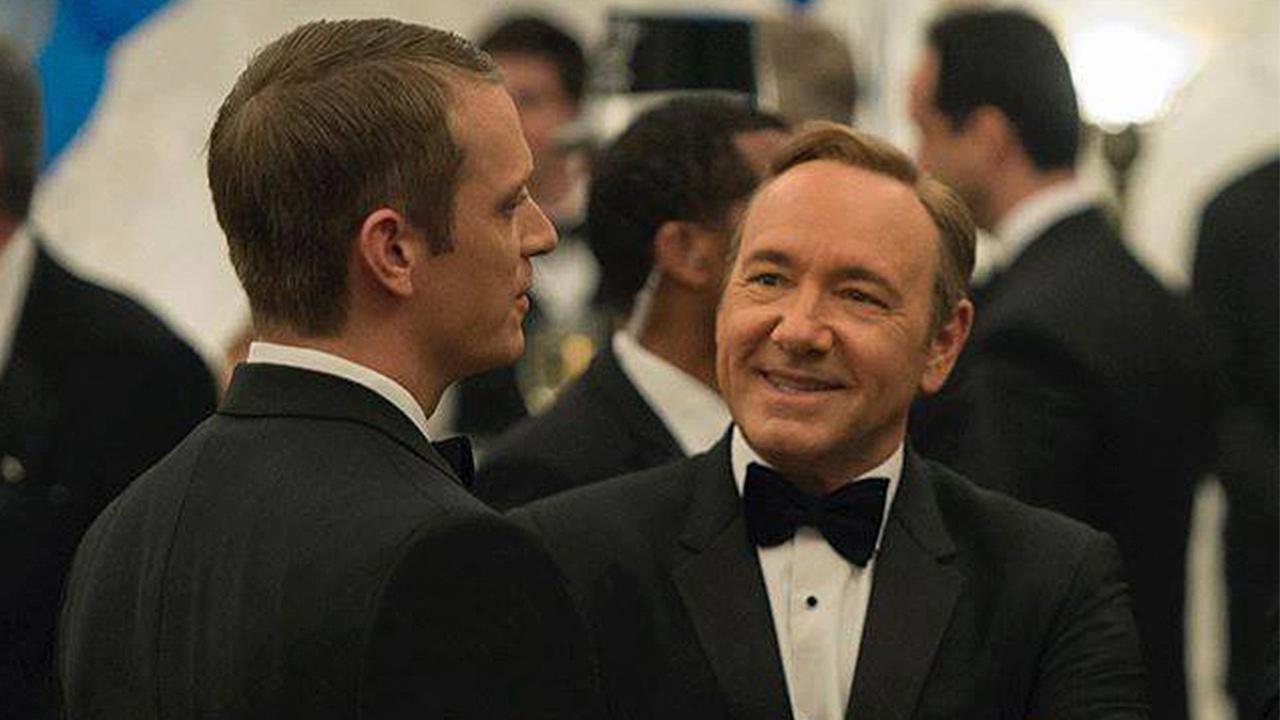 Netflix promociona 'House of Cards' con humor por la política