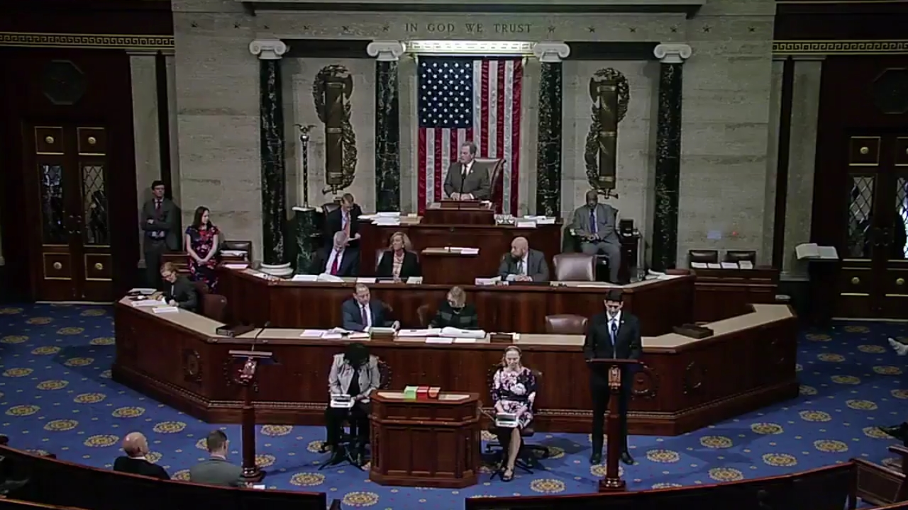 Cámara de Representantes aprueba ley para derogar Obamacare