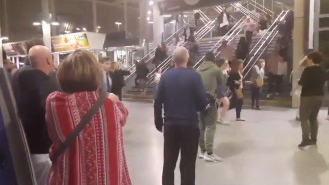 atentado Manchester Arena