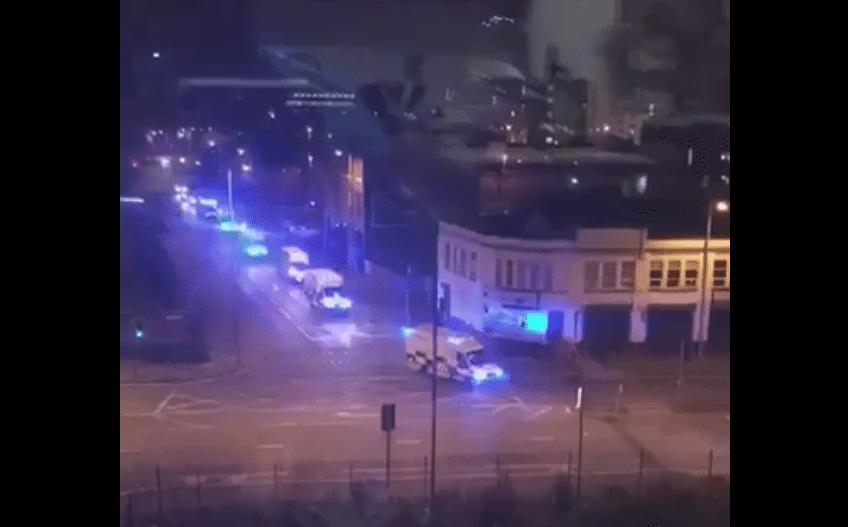Reportan explosión durante concierto de Ariana Grande en Manchester