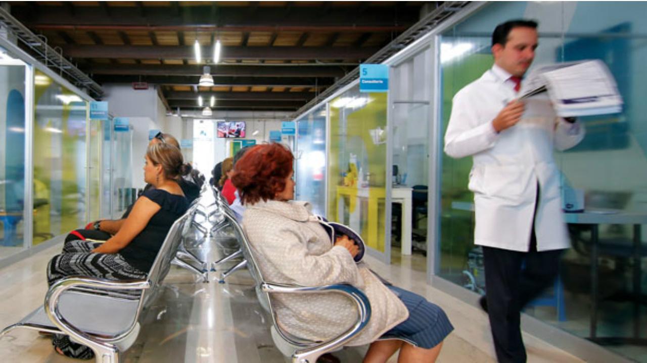 Sala Uno busca erradicar la ceguera prevenible en México