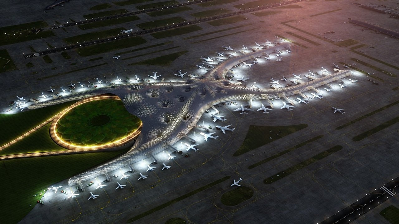 Tren que moverá carga del nuevo aeropuerto comenzará trabajos en marzo
