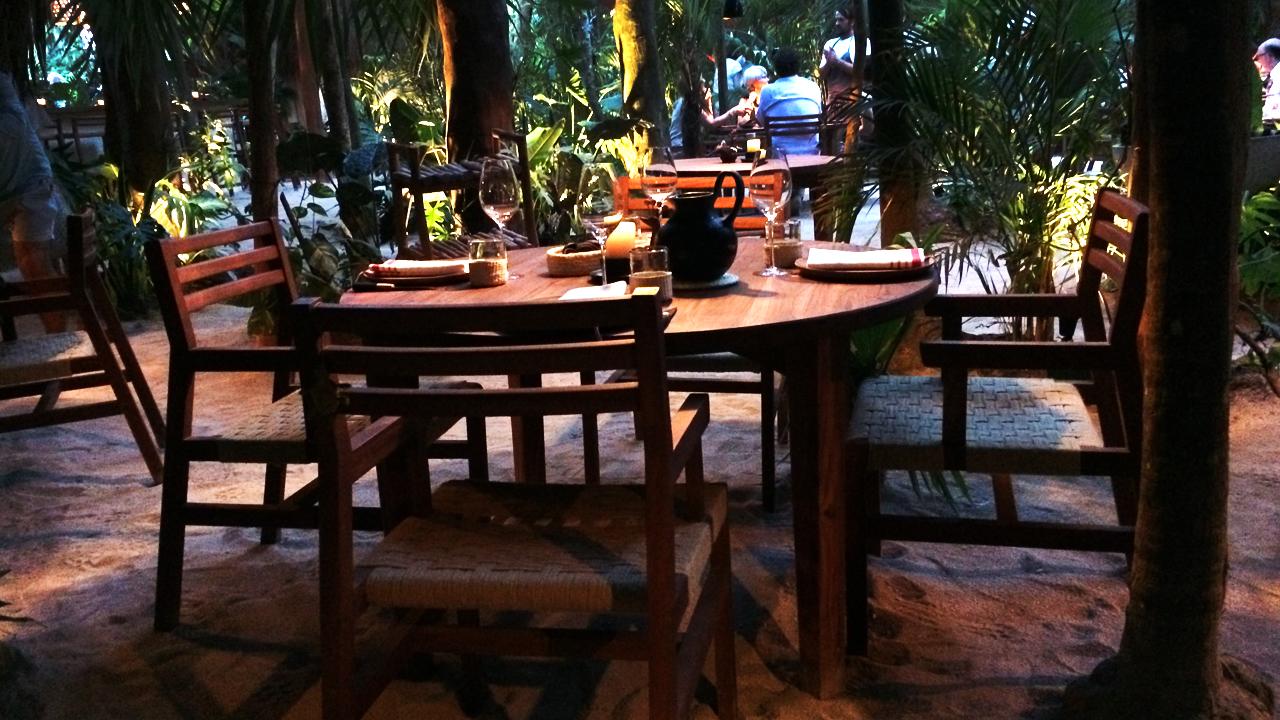 Así se vive la experiencia de cenar en Noma en México