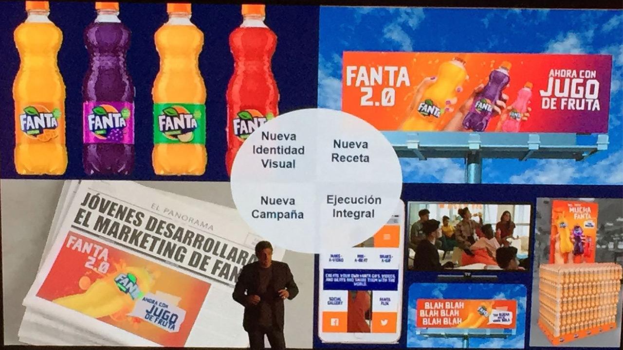 Coca-Cola quiere conquistar a los jóvenes de Centroamérica con nueva Fanta
