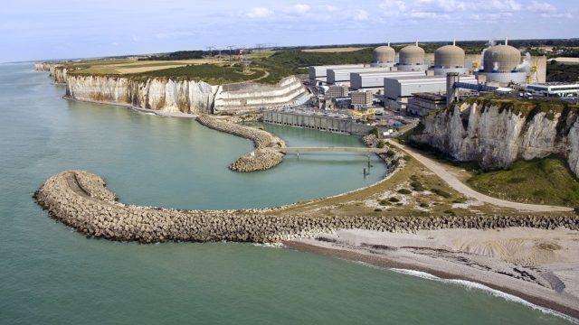 parque nuclear EDF