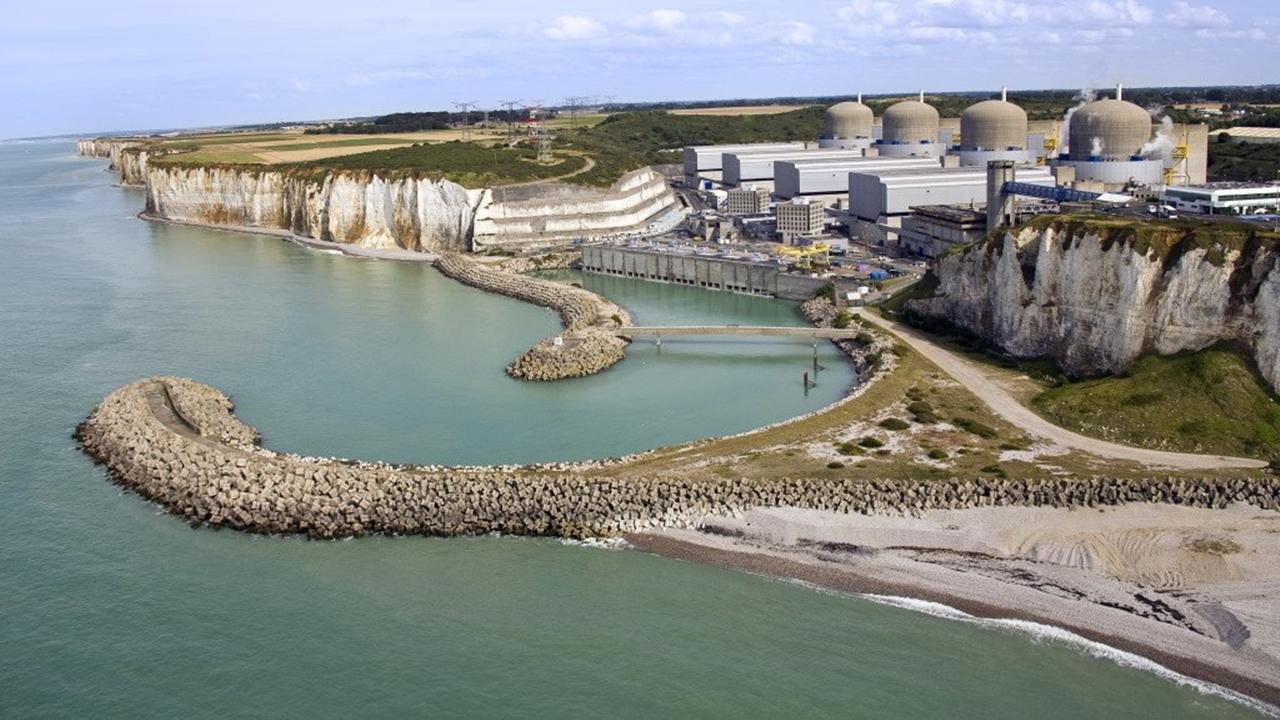 Francia rescata división nuclear de Areva