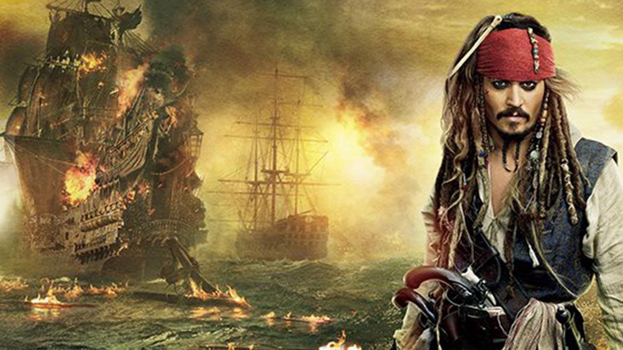 Jack Sparrow y los Piratas del Caribe conquistan la taquilla mundial