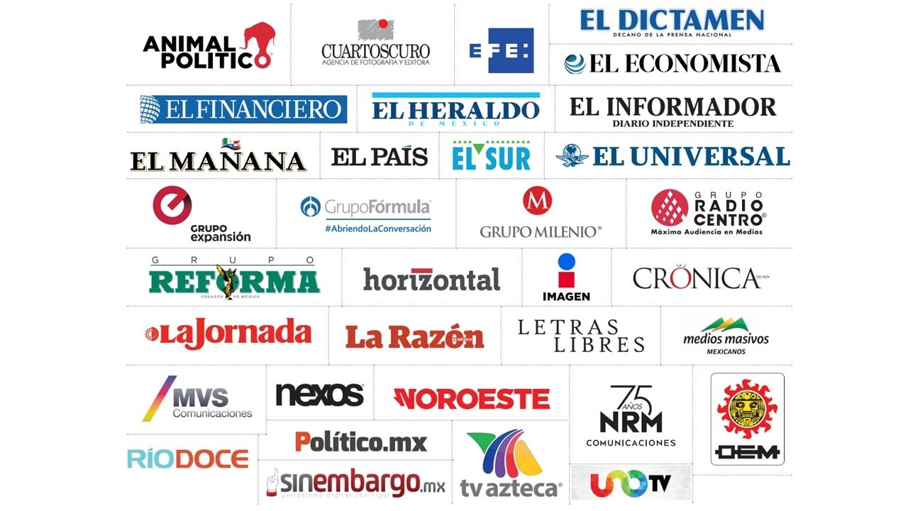 'Basta ya', claman medios por la violencia contra periodistas en México
