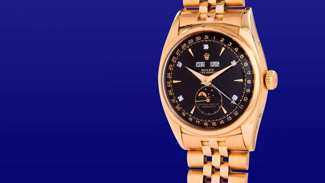 El reloj más caro vendido en una subasta