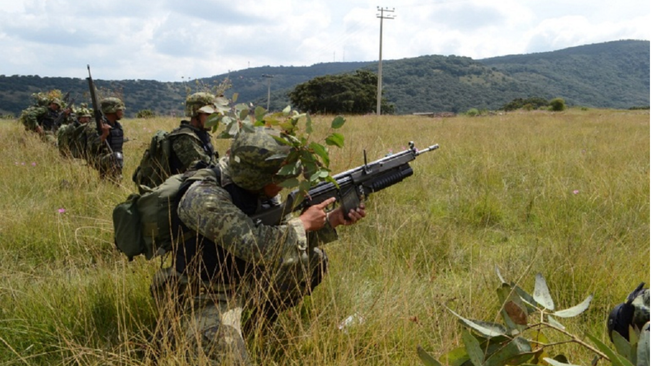 La militarización del país va, pese a cambios en dictamen de Guardia Nacional