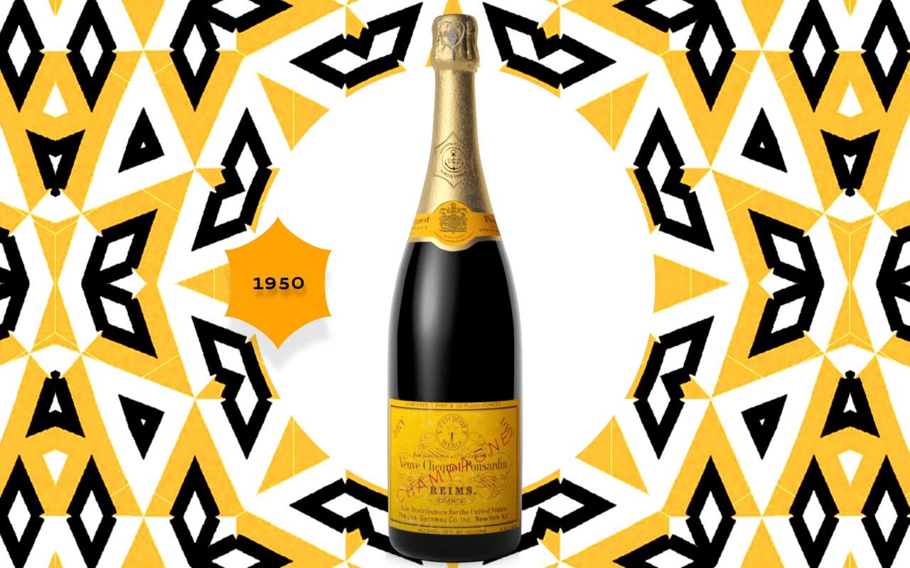 Un clásico del Champagne celebra sus 140 años de amarillo
