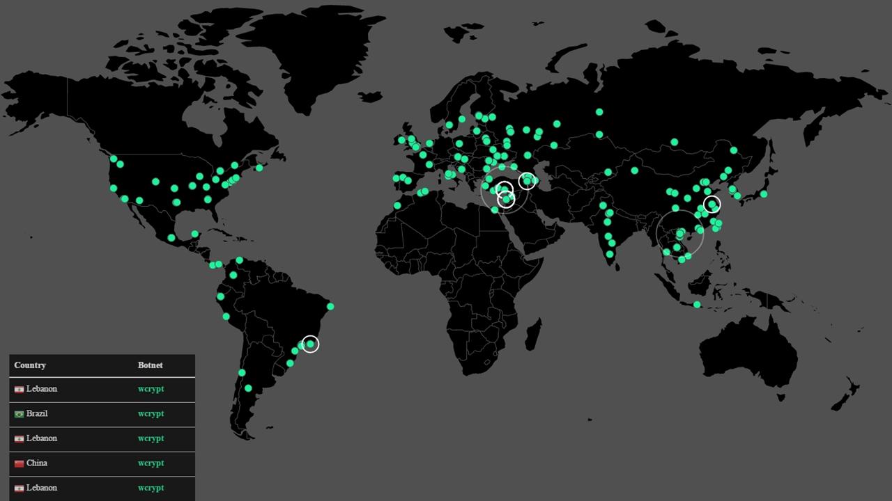 WannaCry reaparece en Japón y Australia